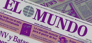 PSICODE escribe artículos para EL MUNDO