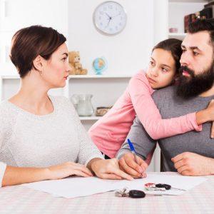 ¿Cómo le decimos a nuestro hijo que nos separamos?