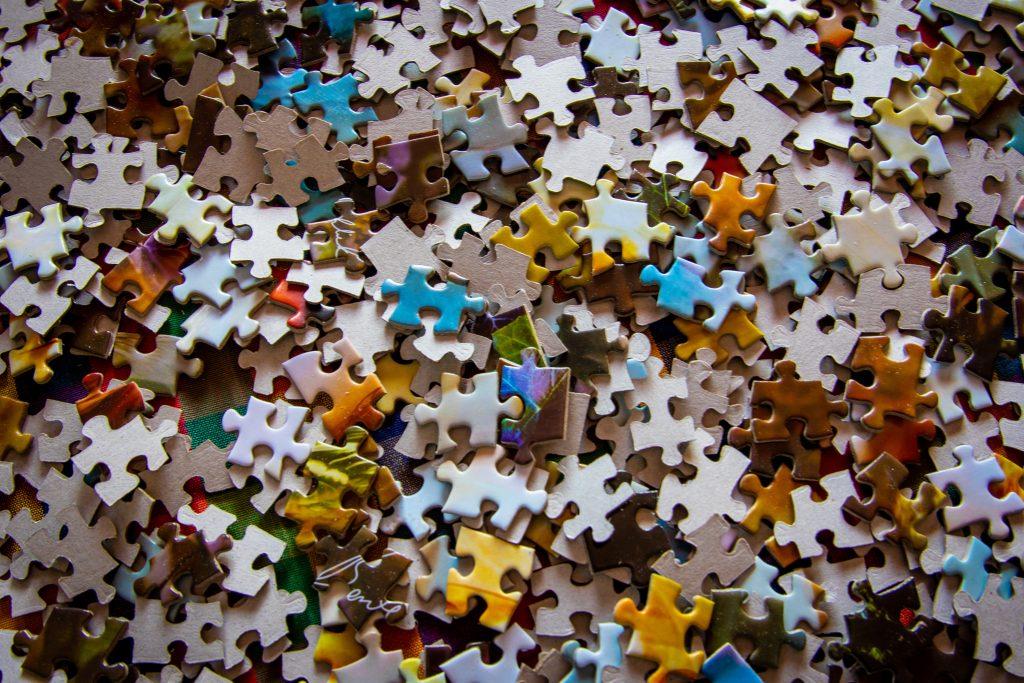 Perdonar la infidelidad, evita volver a hacer el puzzle.