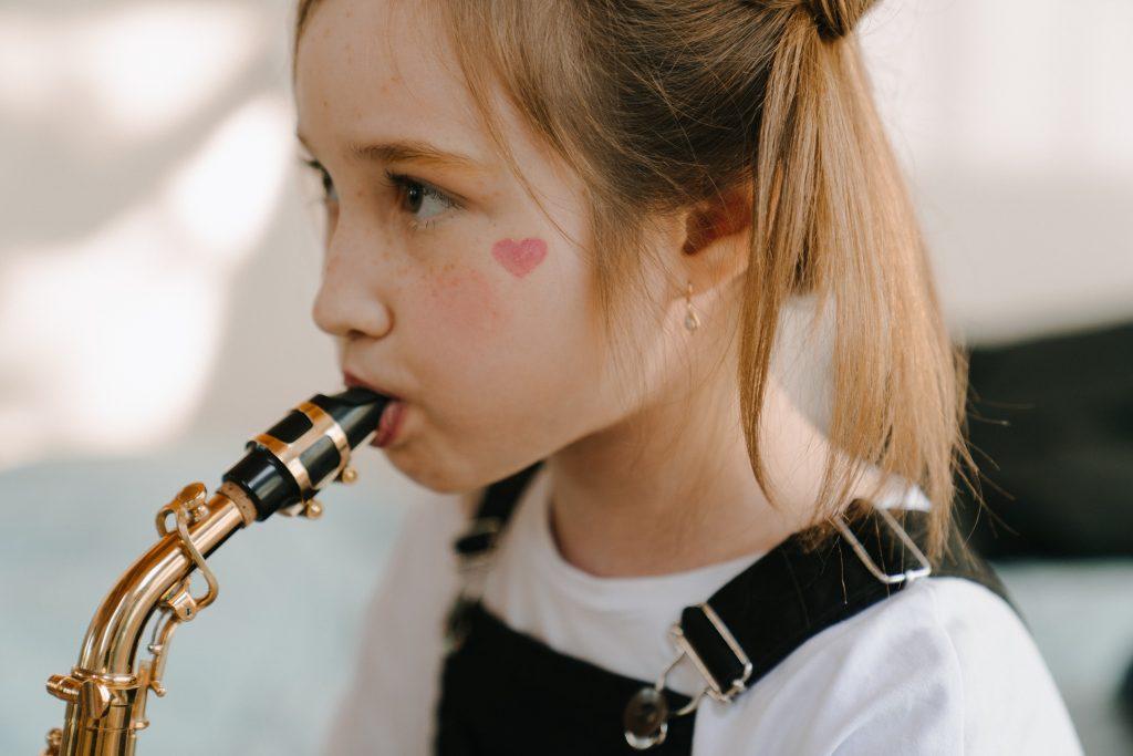 mostras el amor por la música