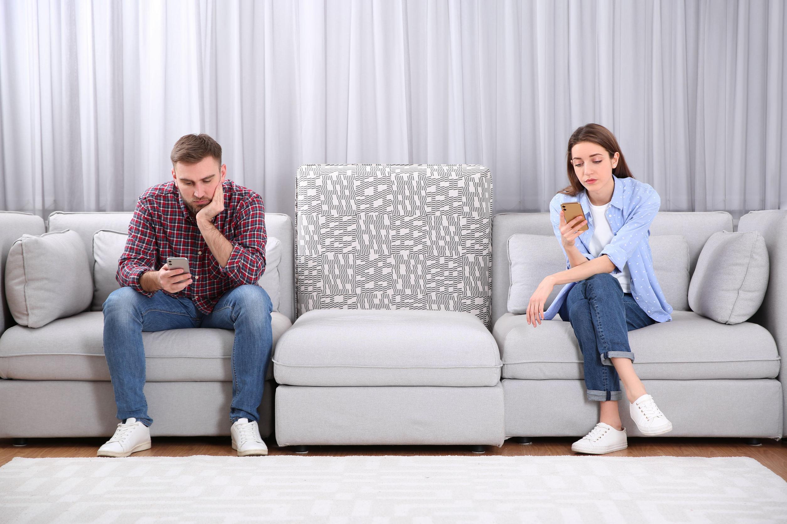 Muchas parejas  pueden salvar su matrimonio con la terapia de pareja